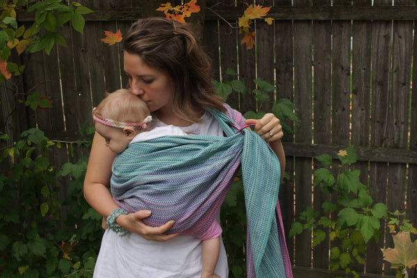 Pamela Janovyak Review: Pleated Ring Sling