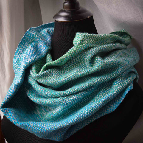 Under the Sea Cowl (Silver)