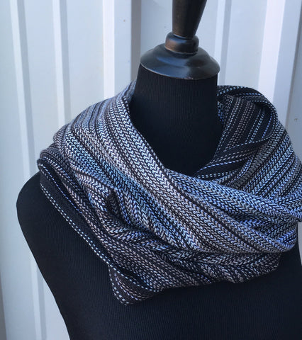 Agate (Black Cotton) Cowls