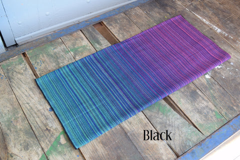 Twilight v2 (Black) Fabric Yardage