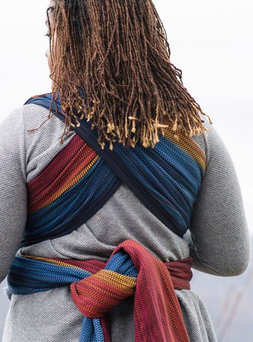 PRE-ORDER Journey Woven Wrap
