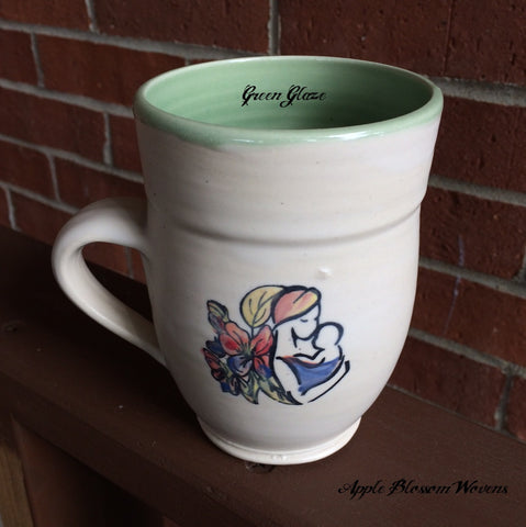 Hand-Thrown 14oz Mugs