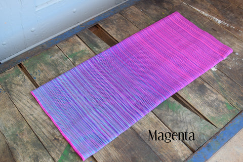 Twilight v2 (Magenta) Fabric Yardage