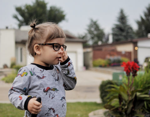 From Harper Glasses Optometrist Edmonton Baby Toddler Preschooler