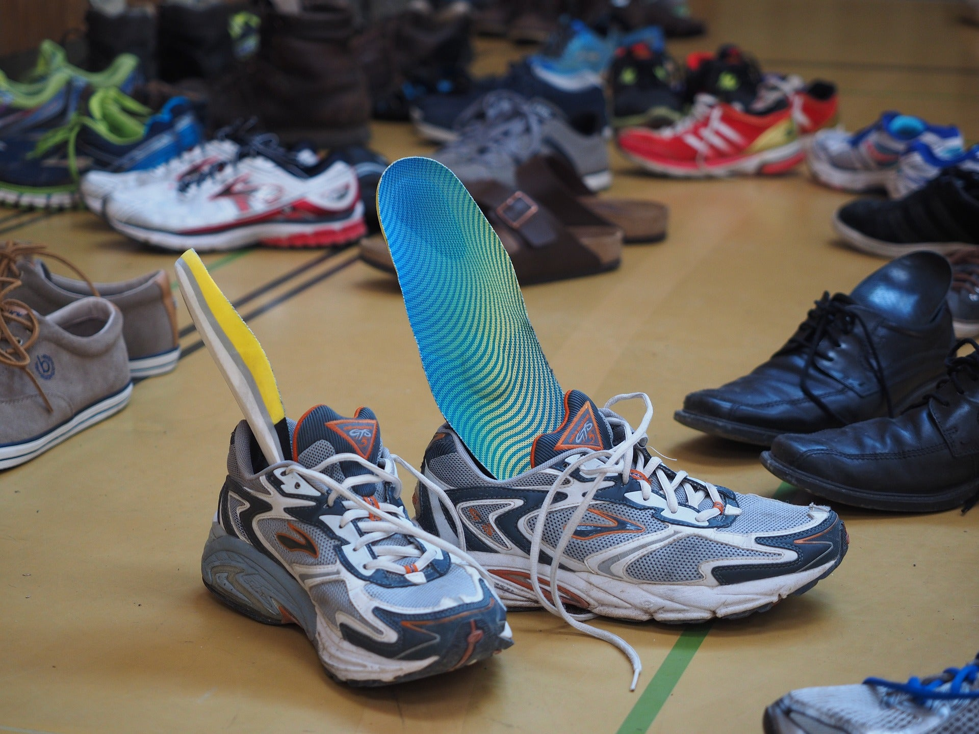 What happens if you -don't- break in your new insoles?