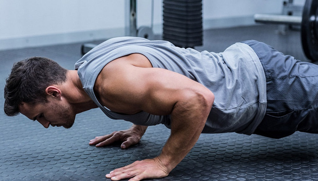 Power up your triceps