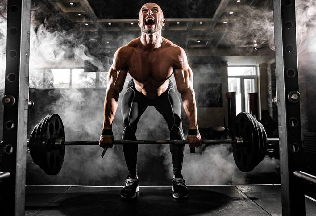 Myth #2 You only need compound lifts to build muscle