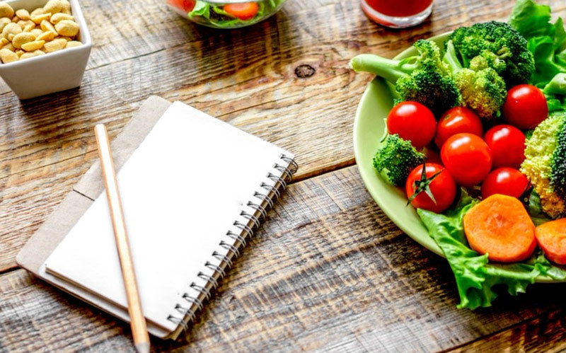 A Healthy Grocery List For Muscle Gain & Weight Loss