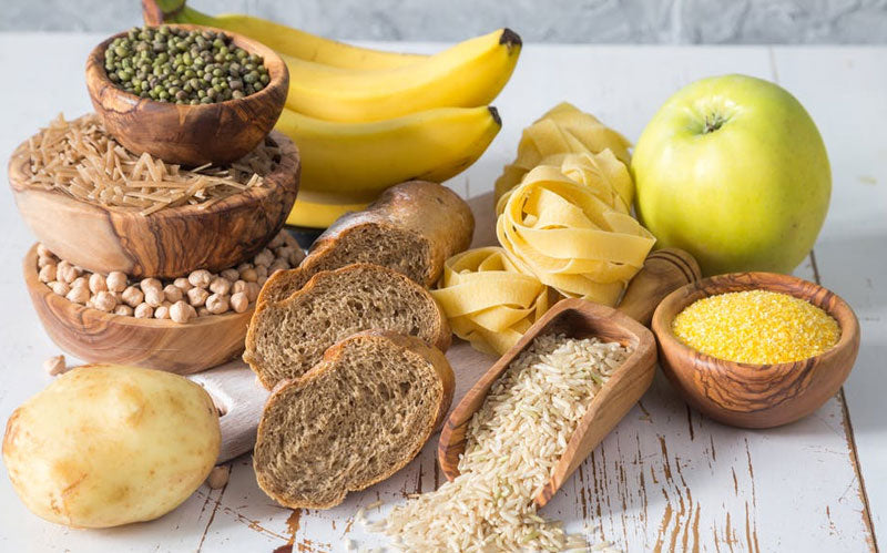 All about fats and carbohydrates