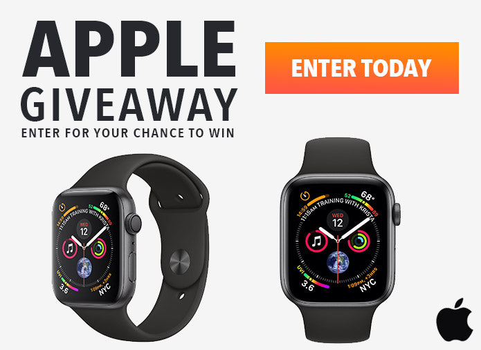 Apple Giveaway - Win an Apple Watch Series 4