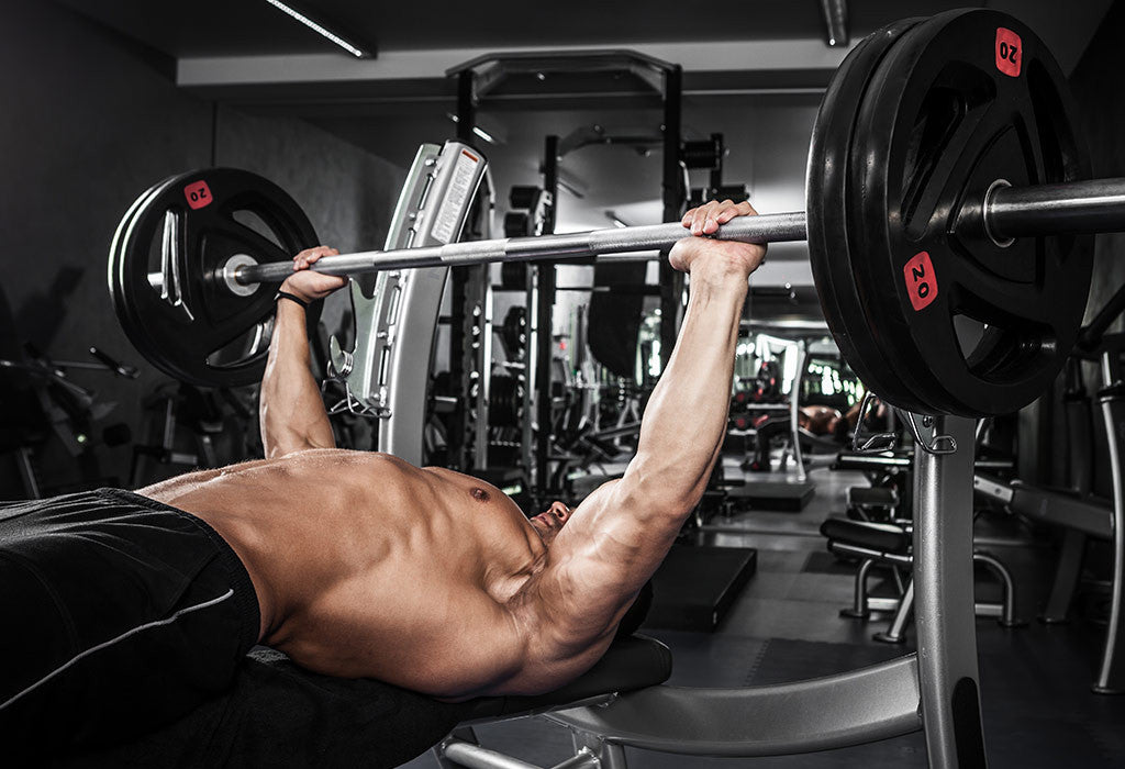 Bench Press - Compound Lifts