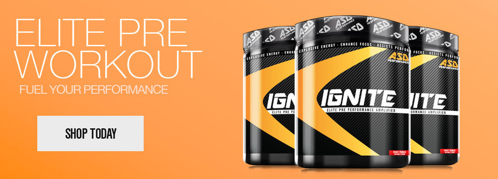 ASD Performance Pre Workout Powder IGNITE