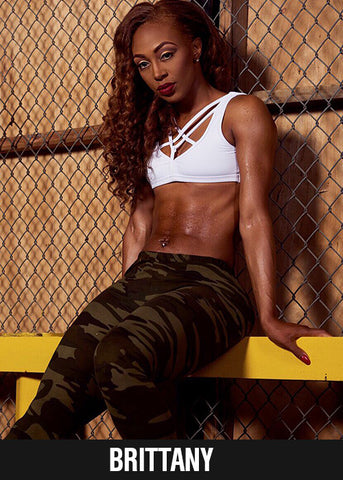 Brittany Fitness Model and ASD Performance Athlete