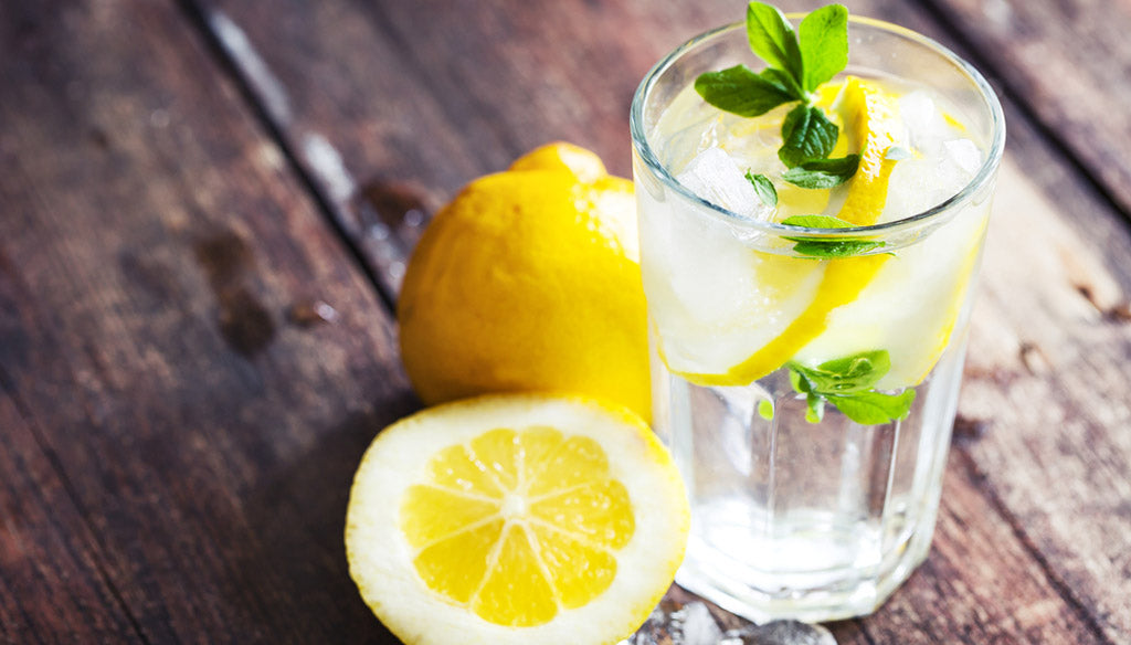 Citrus water for energy