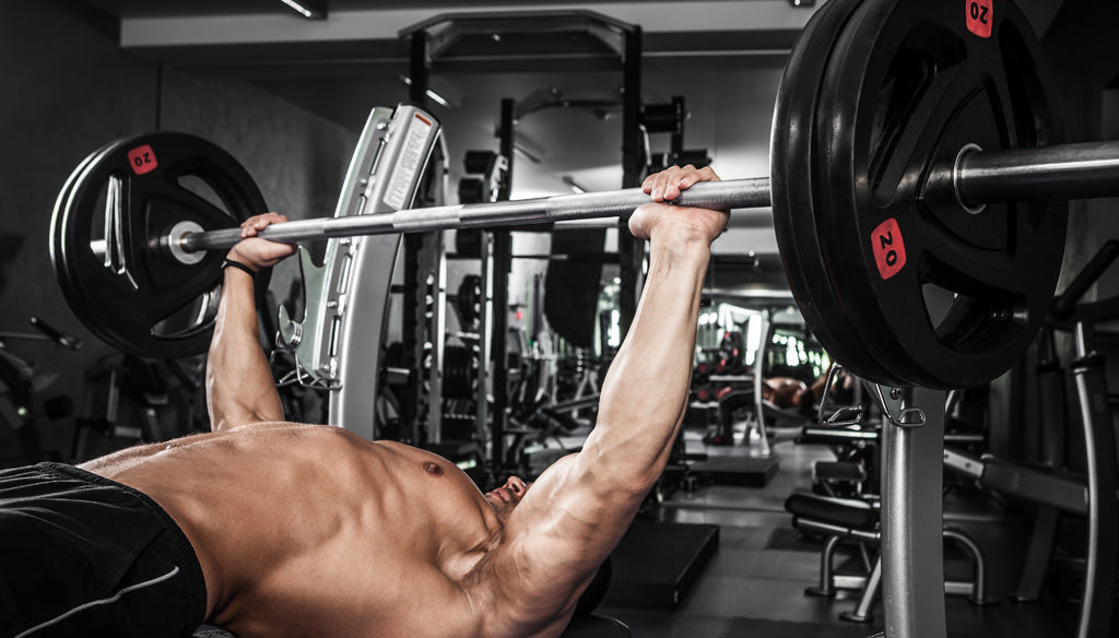 Improve Your Bench Press Max