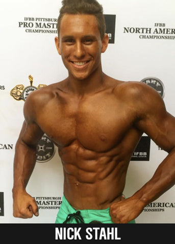 Nick Stahl online trainer, Venice California, Bodybuilding Mecca and ASD Performance Athlete