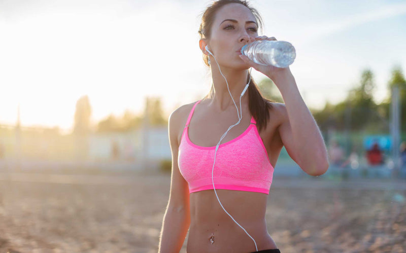 RE-HYDRATE YOUR BODY