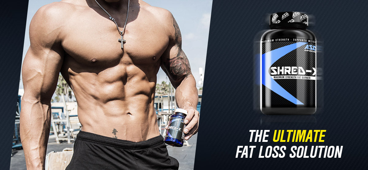 Shred-X Elite Fat Burner