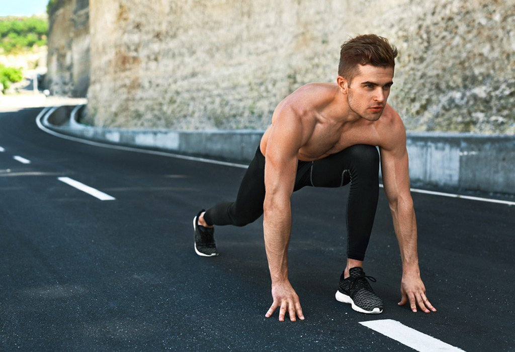 SPRINT YOUR WAY TO A 6-PACK WITH HIIT TRAINING