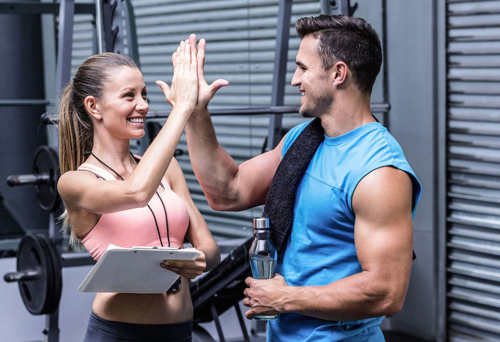 Fitness Training - Workout Partner