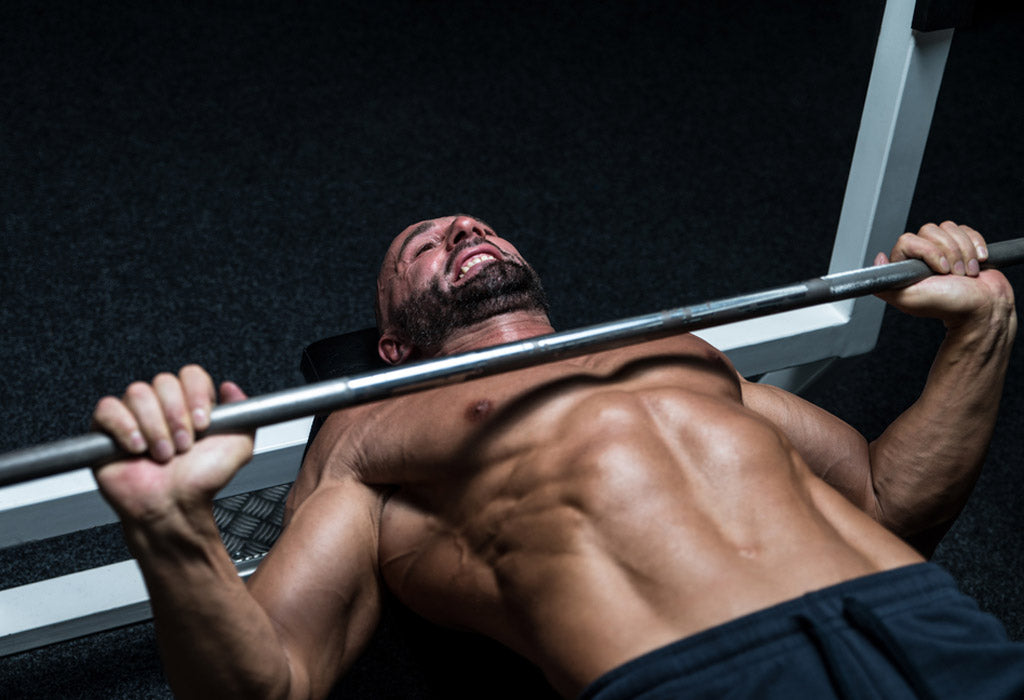 The 4 Biggest Bench Press Mistakes