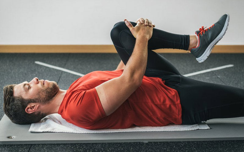 What do I need to do to recover from a workout?