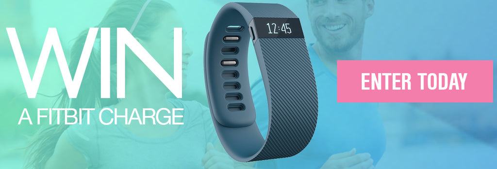 Win a Fitbit Charge - Giveaway