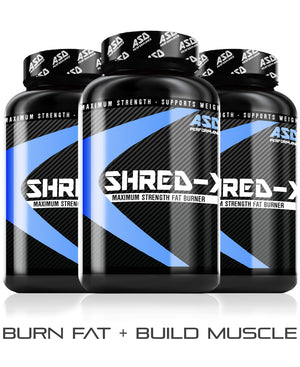 SHRED-X Full Supply