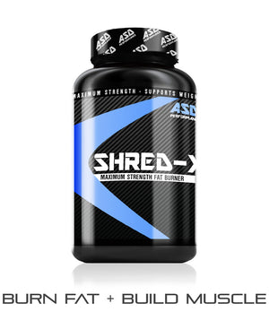 ASD Performance SHRED-X Best Selling Fat Burner