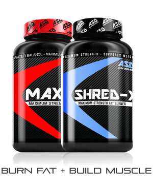 ASD Performance Six Pack Stack. Best Selling Fat Burner For Men