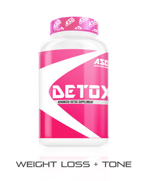 DETOX to improve health, detoxify and slim down