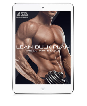 Workout plan for bodybuilders to bulk up and stay lean