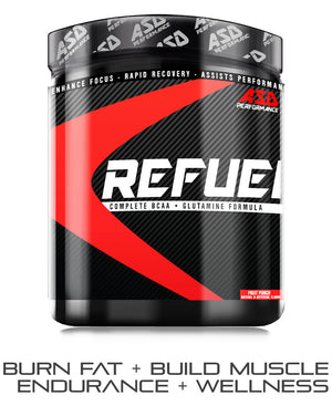 Refuel - BCAA formula to replenish nutrients & increase energy!