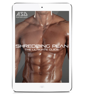 Complete shredding plan for the ultimate physique