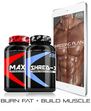 ASD Performance Six Pack Stack. Top Rated Fat Burner