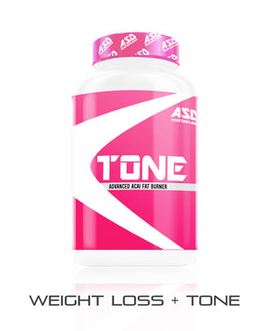 TONE (Advanced Acai Fat Burner) to burn fat, tone up and slim down
