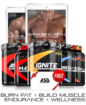 The Total Body Transformation Stack + FREE $25 Gift Card