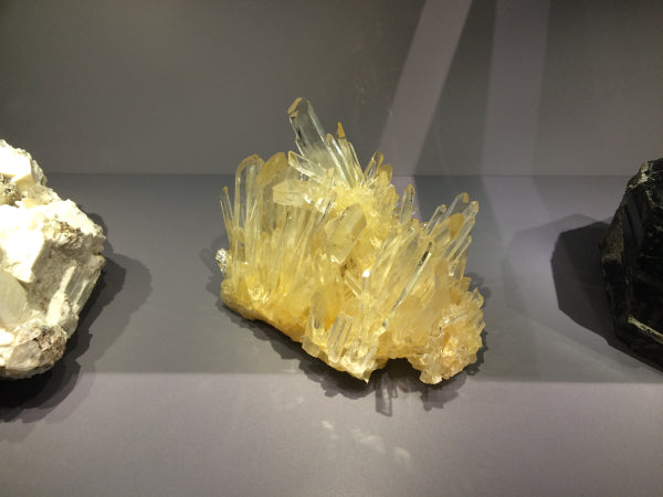 A Visit to the New Mineralogy Gallery in Paris