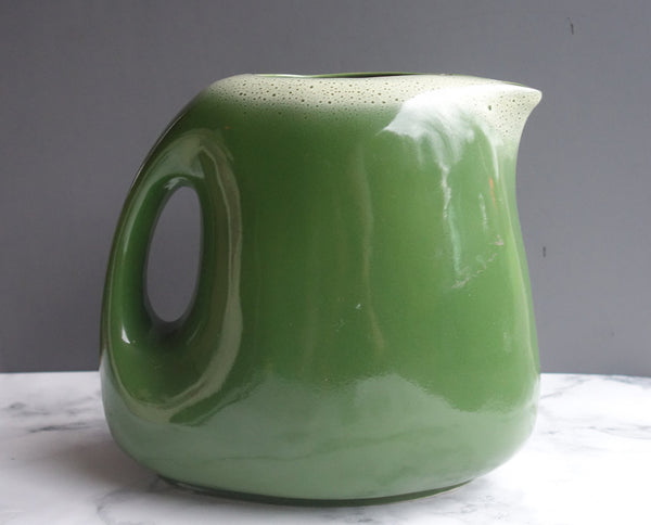 Vintage Tamac Pitcher in Frosty Pine-Faraway Places