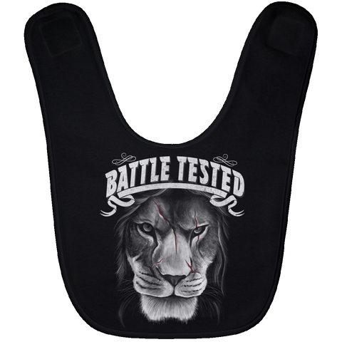 Battle Tested Baby Bib