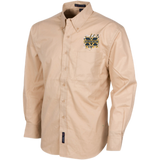 Mens Custom Long Sleeve Dress Shirt