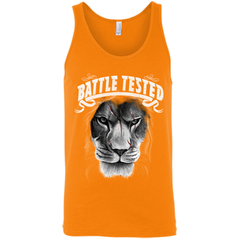Battle Tested Bella+Canvas Unisex Tank