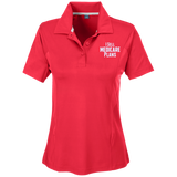 I Sell Medicare Plans Team 365 Ladies Solid Performance Polo