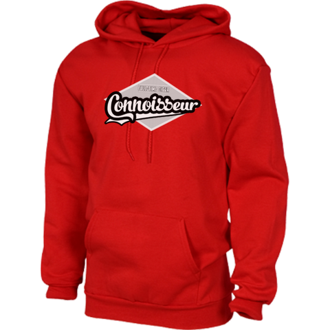 Full-time Cigar Connoisseur Hooded Sweatshirt 9.5 oz