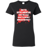 Defend DACA Dreamers Ladies T-Shirt