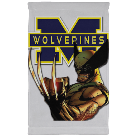 Michigan Wolverines 2016 Kitchen Towel - 11 x 18 Inch