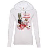 Alabama Crimson Tide 2016 National Champions Ladies LS T-Shirt Hoodie