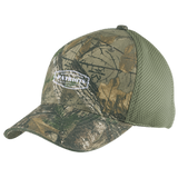 The Ultimate Fan Of The New England Patriots Camo Cap with Mesh