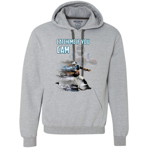 Cam Newton Panthers Custom Designed Fan Heavyweight Pullover Fleece Sweatshirt
