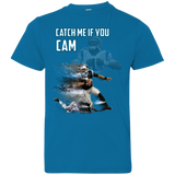 Cam Newton Panthers Custom Designed Fan Youth Jersey Tee